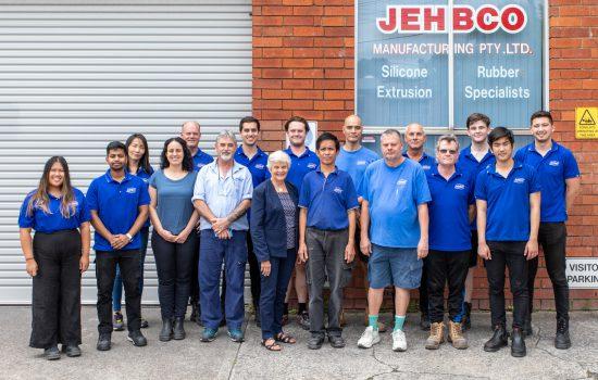 Jehbco Silicones Team