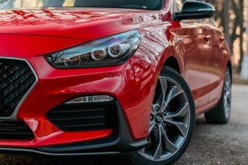Red Car – Jehbco Silicones